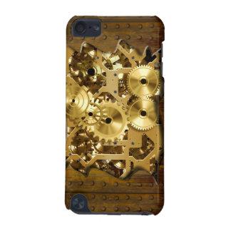 Coque iPod Touch 5G Caisse radicale de point de Steampunk 3