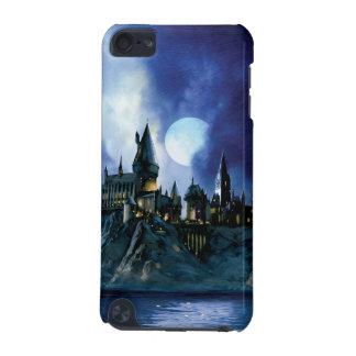 Coque iPod Touch 5G Château de Harry Potter | Hogwarts la nuit