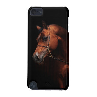 Coque iPod Touch 5G collection de cheval. baie Arabe
