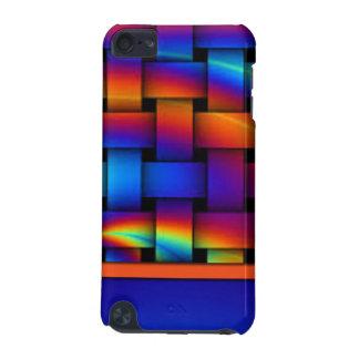 Coque iPod Touch 5G Conception de motif d'armure de panier