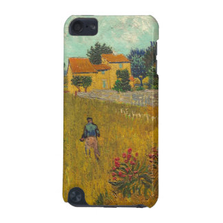 Coque iPod Touch 5G Ferme de Vincent van Gogh | en Provence, 1888