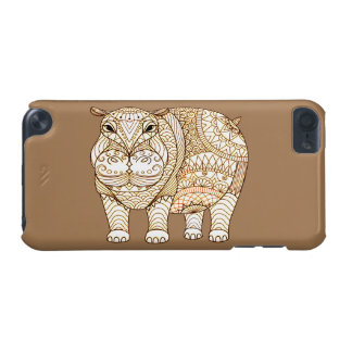 Coque iPod Touch 5G Hippopotame