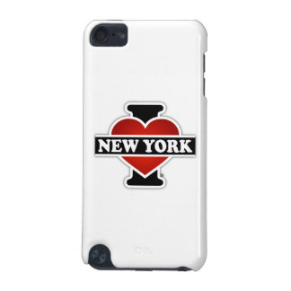 Coque iPod Touch 5G I coeur New York