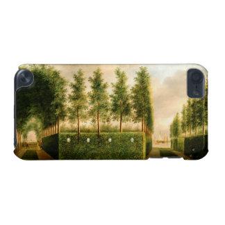 Coque iPod Touch 5G Johannes Janson une peinture vintage de jardin