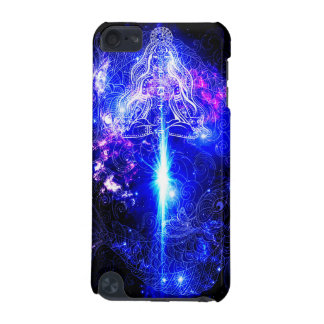 Coque iPod Touch 5G Koi iridescent cosmique
