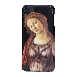 Coque iPod Touch 5G La Primavera en détail par Sandro Botticelli