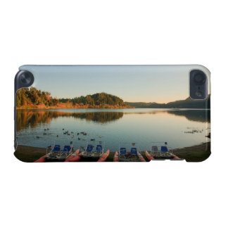 Coque iPod Touch 5G Lac Furnas au coucher du soleil