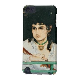 Coque iPod Touch 5G Manet | le balcon, détail, 1868-9