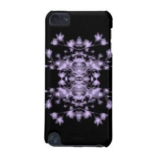 Coque iPod Touch 5G Motif graphique floral abstrait