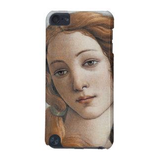 Coque iPod Touch 5G Naissance de Vénus en détail par Sandro Botticelli