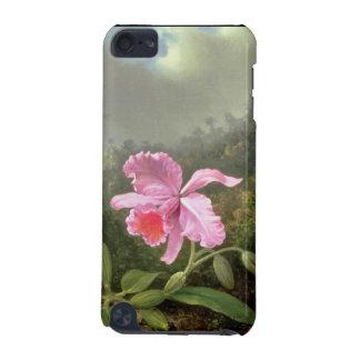 Coque iPod Touch 5G Orchidée et colibris de Martin Johnson Heade