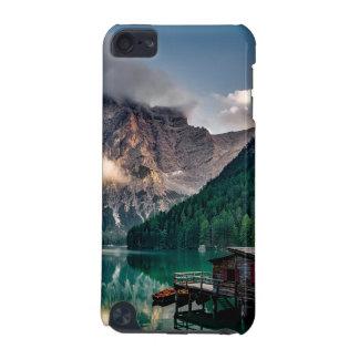 Coque iPod Touch 5G Photo italienne de paysage de lac mountains