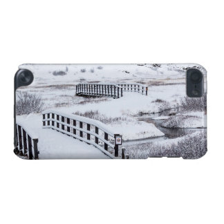 Coque iPod Touch 5G Ponts en parc national Islande de Thingvellir