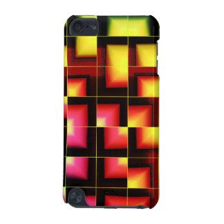 Coque iPod Touch 5G Résumé géométrique coloré