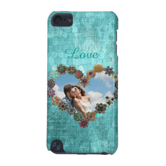 Coque iPod Touch 5G Téléphone d'image personnalisé jolie par turquoise