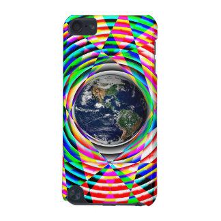 Coque iPod Touch 5G Vibraphone de la terre par Kenneth Yoncich