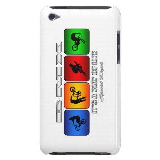 Coque iPod Touch Case-Mate BMX frais c'est un mode de vie