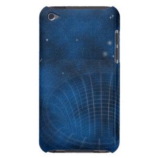 Coque iPod Touch Case-Mate Caisse d'iPod de trou noir