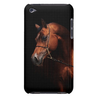 Coque iPod Touch Case-Mate collection de cheval. baie Arabe
