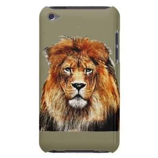 Coque iPod Touch Case-Mate Lion africain