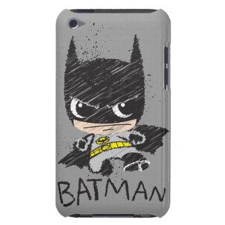 Coque iPod Touch Case-Mate Mini croquis classique de Batman