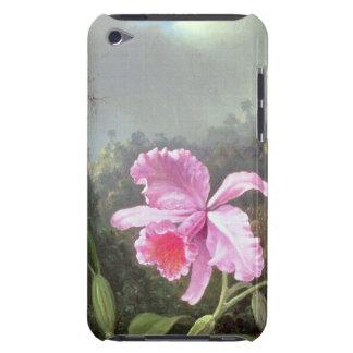 Coque iPod Touch Case-Mate Orchidée et colibris de Martin Johnson Heade