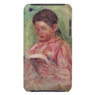 Coque iPod Touch Case-Mate Pierre une lecture de femme de Renoir |