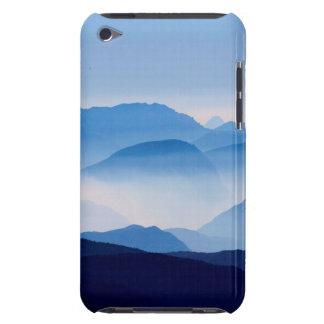 Coque iPod Touch Case-Mate Scène de détente méditative de paysage de