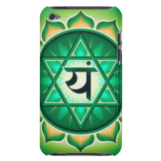 Coque iPod Touch Coeur Chakra