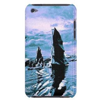 Coque iPod Touch Côte congelée