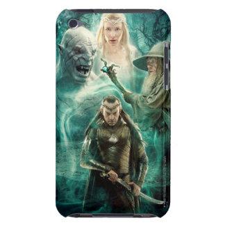 Coque iPod Touch ELROND™, Azog, Galadriel, et graphique de Gandalf