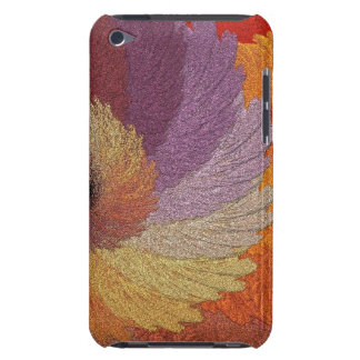 Coque iPod Touch Feuille miroitant