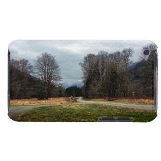 Coque iPod Touch Fourchette en parc national olympique de route