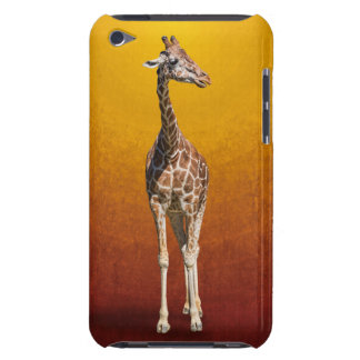 COQUE iPod TOUCH  GIRAFE