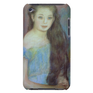 Coque iPod Touch Pierre une jeune fille de Renoir | avec des yeux