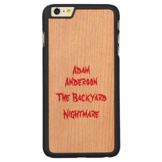 Coque Mince En Cerisier iPhone 6 Plus Cas officiel de téléphone d'Adam Anderson
