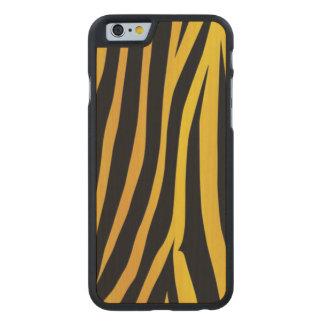 Coque Mince En Érable iPhone 6 Cas mince de l'iPhone 6/6s d'érable de couverture