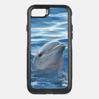 Coque OtterBox Commuter iPhone 8/7 Dauphin mignon