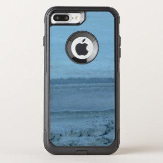 Coque OtterBox Commuter iPhone 8 Plus/7 Plus Appartements de sel de l'Utah détaillés