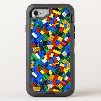 Coque OtterBox Defender iPhone 8/7 Briques de construction de blocs constitutifs