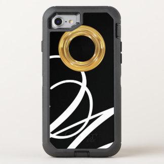 Coque OtterBox Defender iPhone 8/7 Hommes frais abstraits