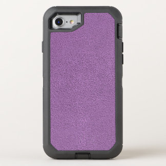 Coque OtterBox Defender iPhone 8/7 Le regard du suède lilas confortablement français