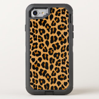 Coque OtterBox Defender iPhone 8/7 Léopard