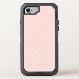Coque OtterBox Defender iPhone 8/7 Modelez avec le pois blanc 2