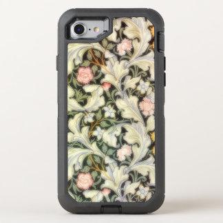 Coque OtterBox Defender iPhone 8/7 Motif floral vintage de Leicester