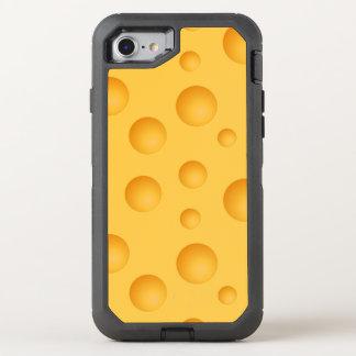 Coque OtterBox Defender iPhone 8/7 Motif jaune de fromage