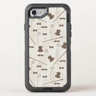 Coque OtterBox Defender iPhone 8/7 Rétro motif pour l'homme 2