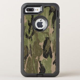 Coque OtterBox Defender iPhone 8 Plus/7 Plus Camo vert fané