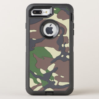 Coque OtterBox Defender iPhone 8 Plus/7 Plus Camouflage