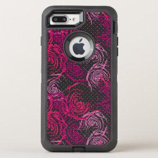 Coque OtterBox Defender iPhone 8 Plus/7 Plus Copie de roses